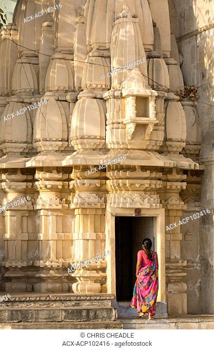 Bagore ki Haveli Udaipur, Rajastan, India