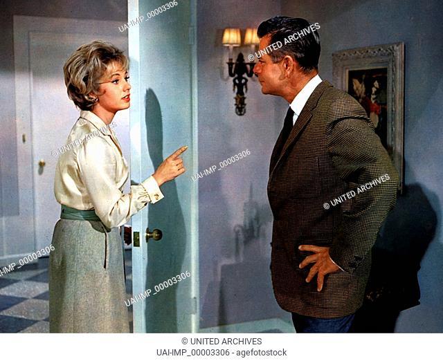 Vater ist nicht verheiratet, (THE COURTSHIP OF EDDIE'S FATHER) USA 1962, Regie: Vincente Minelli, SHIRLEY JONES, GLENN FORD
