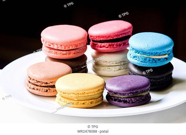 TWG Tea salons and boutiques Full flavour macarons deserve the South African red tea