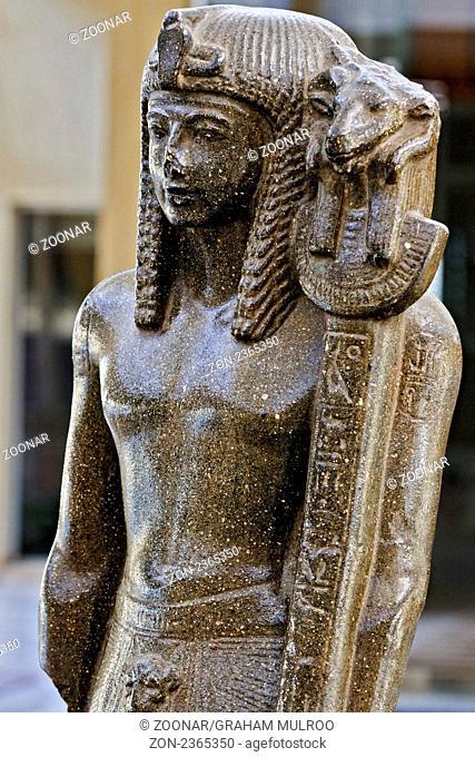 Egypt Aswan Egyption Statue