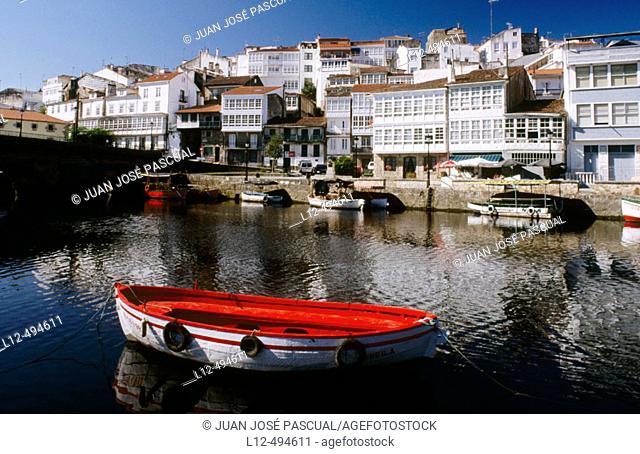 Betanzos. La Coruña province, Galicia, Spain