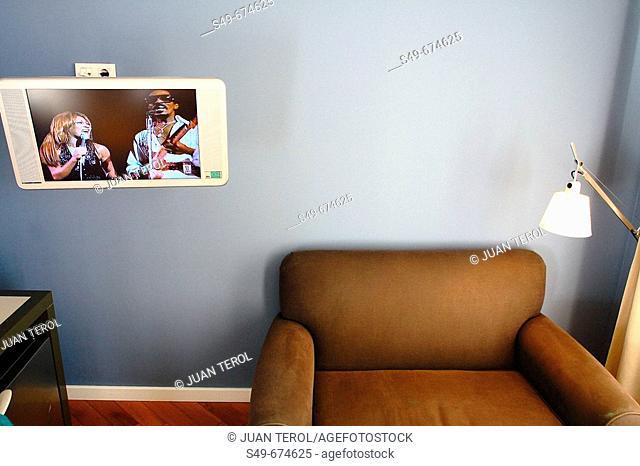 Lounge, Madrid, Spain