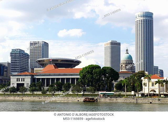 The Parliamento house in Singapore