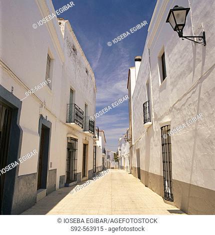 Zalamea la Real. Huelva province. Spain