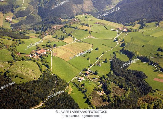 Oñatz, Azpeitia, Guipuzcoa, Basque Country, Spain