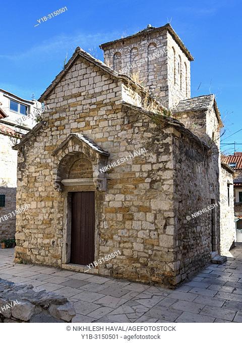St. Mikula Church, Veli Varos, Split, Croatia