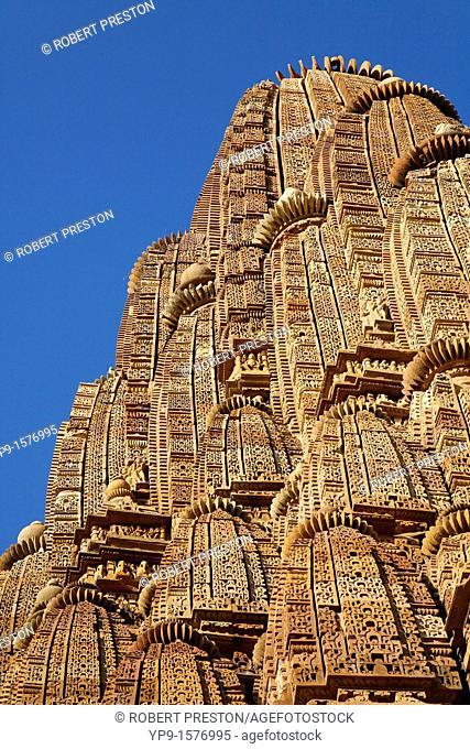 Kandariya Mehedeva Temple, Khajuraho, Madhya Pradesh, India