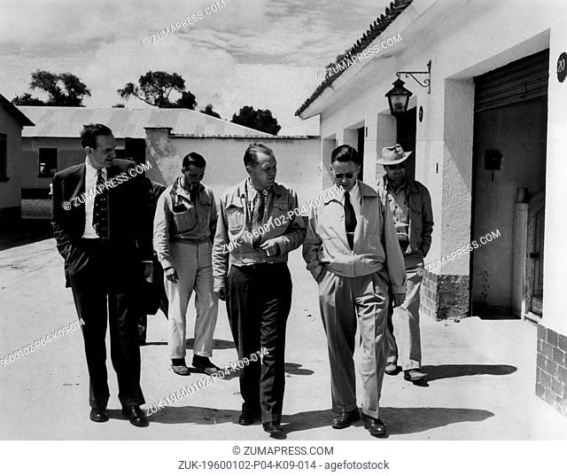 Dec. 26, 1976 - The agricultural experimental station in Chapingo, Mexico, where The Rockefeller Foundation started the major phase of its agricultural program...