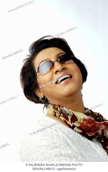 South Asian Indian woman Swati Chitnis (leading bollywood stage and TV artiste)