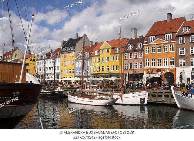 Nyhaven, Copenhagen, Denmark