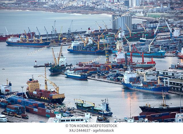 view on Algiers, capital of Algeria