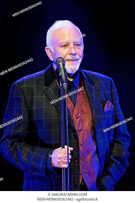 David Essex performing at Liverpool Philharmonic Hall Featuring: David Essex Where: Liverpool, United Kingdom When: 15 Nov 2016 Credit: Sakura/WENN