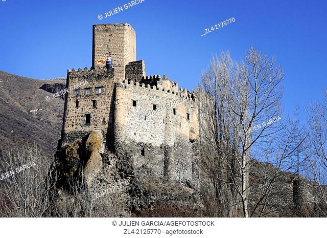 Khertvisi fortress. Georgia, Caucasus, Samtskhe-Javakheti, Akhaltsikhe area