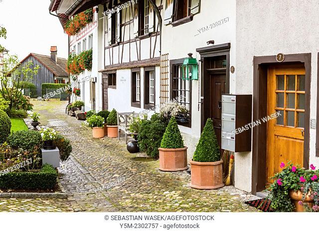 Regensberg, Kanton Zürich, Switzerland
