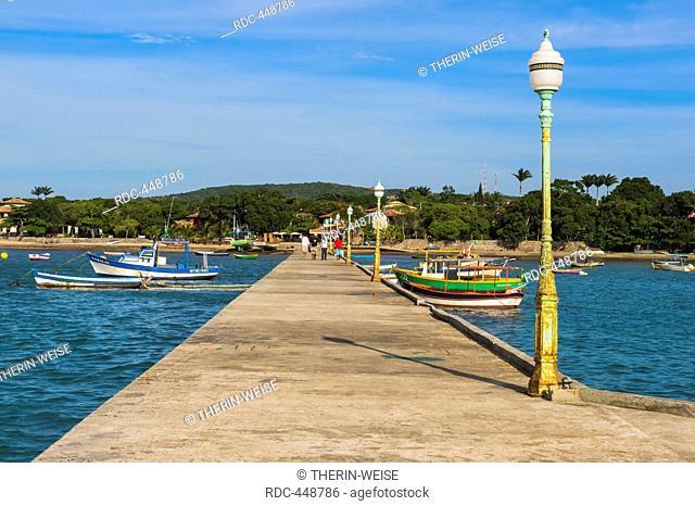 Porto da Barra, Buzios, Rio de Janeiro, Brazil