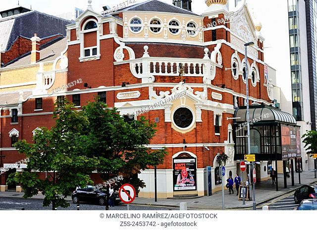 Grand Opera House, Belfast. Northern Ireland. UK