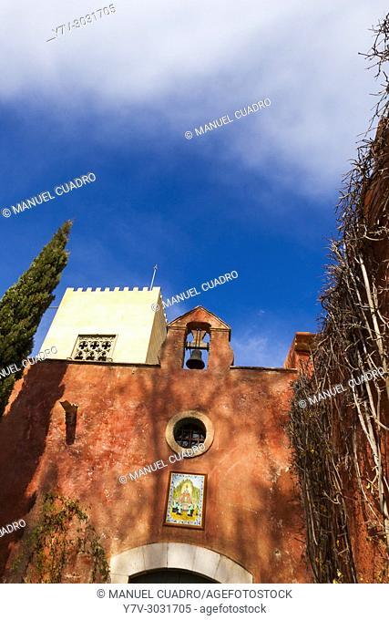 Hacienda La Boella, Reus, Tarragona province, Catalonia, Spain
