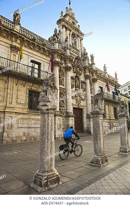 University, School of Law, Valladolid, Castilla y Leon, Spain