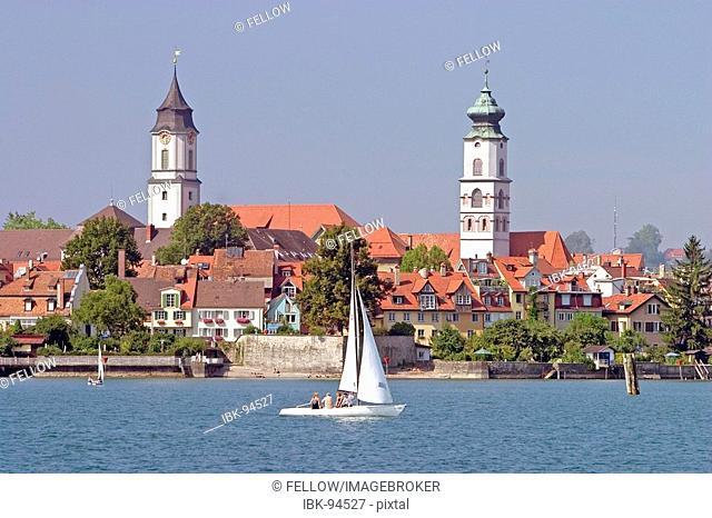 Lake Constance, Lindau