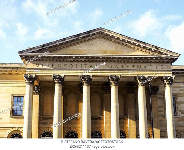The Metropolitan Tabernacle Independent Reformed Baptist church - London, England