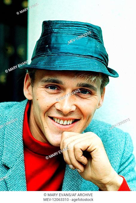 Billy Fury Singer 01 May 1968