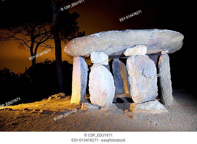 Dolmen Pedra Gentil