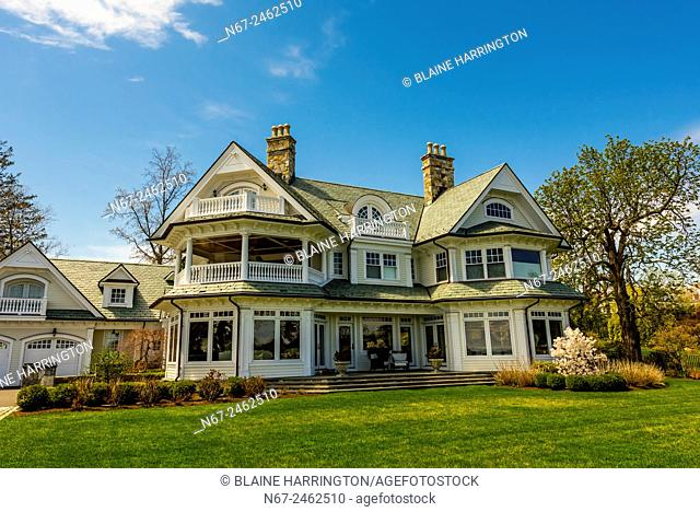 House, Westport, Connecticut USA