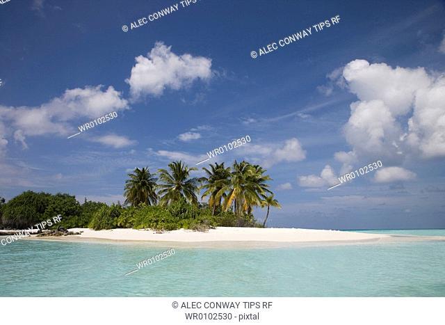 Maldives, Ari Atoll, Vilamendhoo Island