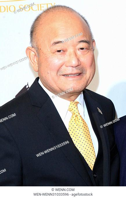 53rd Annual Cinema Audio Society (CAS) Awards at Omni Los Angeles Hotel at California Plaza - Arrivals Featuring: Clyde Kusatsu Where: Los Angeles, California