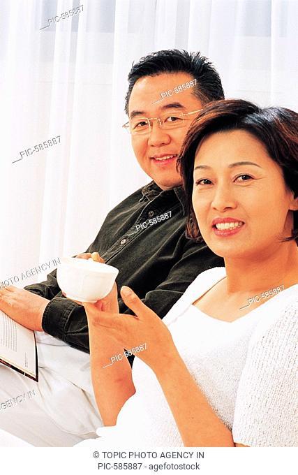 Portrait Of Couple,Korean