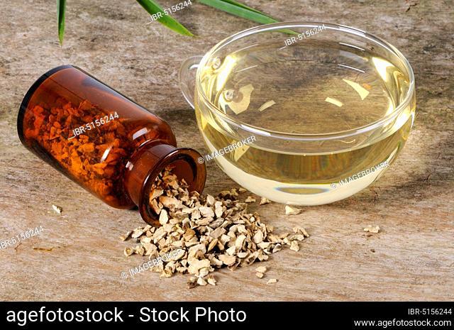 Cup hypoglaucose Collett Yam rootstock rhizome tea (Dioscoreae hypoglaucae Rhizoma), Fen Bi Xie