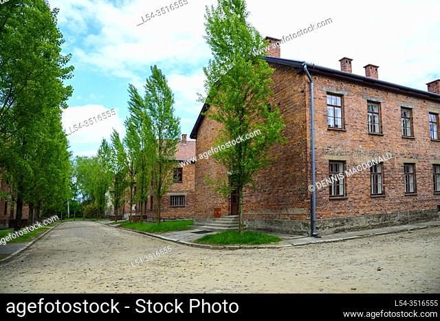 Auschwitz Birkenau Concentration Camp OŠ›wiÄ. cim Museum Southern Poland Europe EU UNESCO