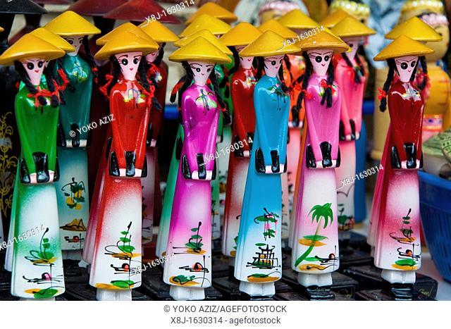 Souvenirs, Hanoi, Vietnam