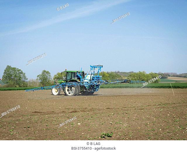 AGRICULTURE, FERTILIZATION