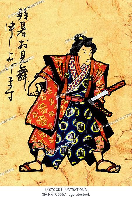 portrait,woman,kimono,japanese culture,geisha