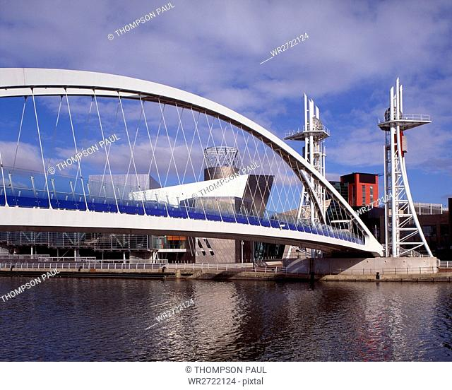 90900121, Manchester, Lowry Centre, Art Gallery, S