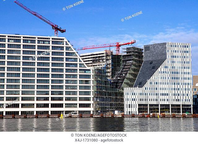 new housing project in Amsterdam