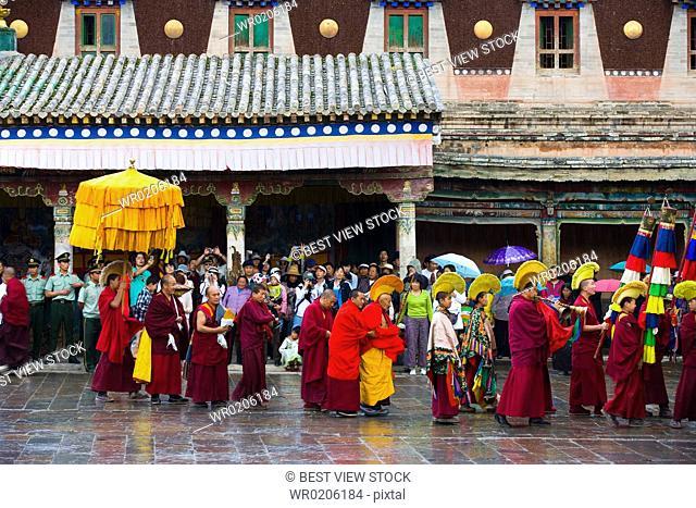 Taer Temple, Qinghai