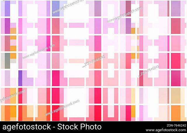 Digital Abstract Data Media As a Art