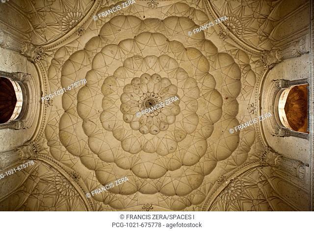 Dome Interior of Safdarjangs Tomb