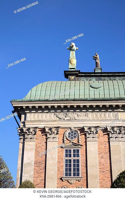 Riddarhuset - Riddarhustorget Palace, Stockholm, Sweden