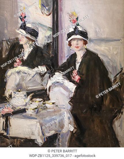 Reflections, FCB Cadell, circa 1915