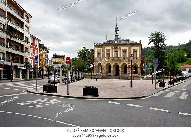 Villaviciosa. Asturias. Spain