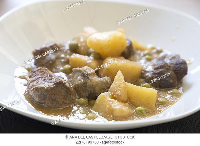 Beef stew Spain