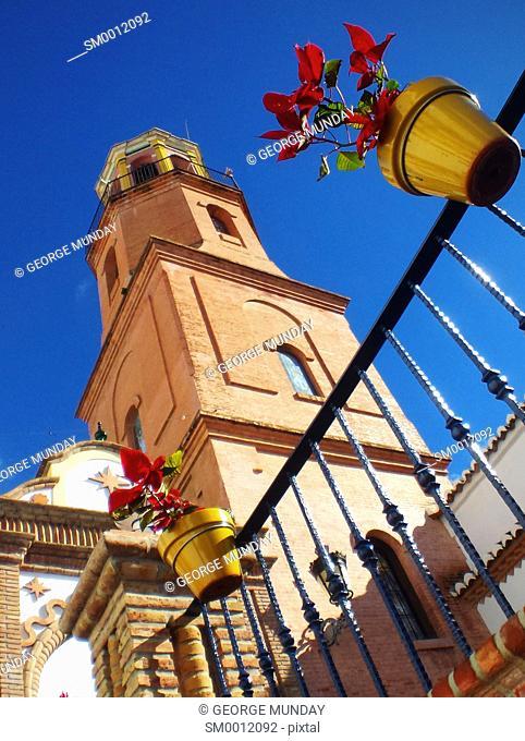 Church of La Asuncion, Competa,