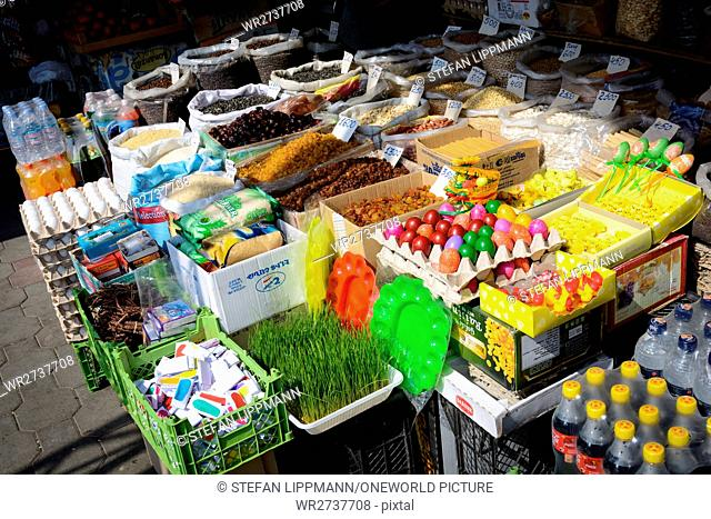 Armenia, Yerevan, Kentron, In The Market Hall