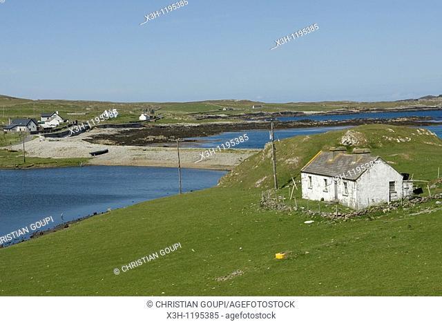 Inishbofin island, Connemara, County Galway, Ireland, Western Europe