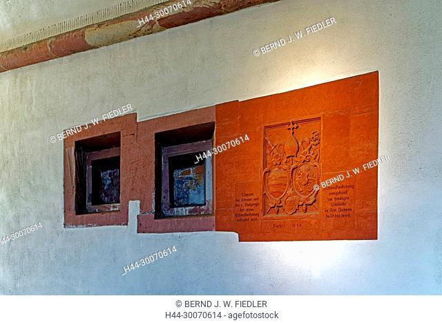 Zitadelle, Eingang, Gewölbe