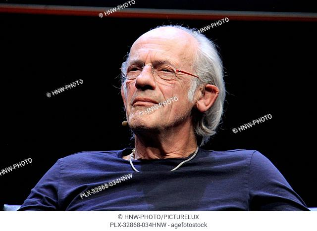 Christopher Lloyd 03/19/2016 Silicon Valley Comic Con 2016 held at the San Jose Convention Center in San Jose, CA Photo by Kazuki Hirata / HNW / PictureLux