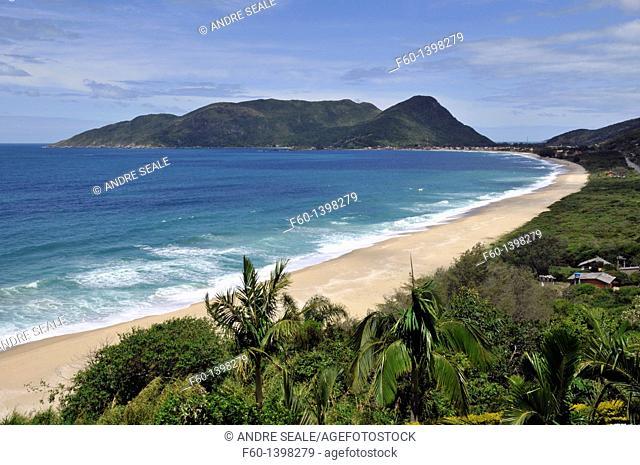 Armacao beach, Florianopolis, Santa Catarina, Brazil